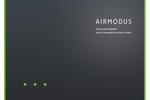 Airmodus Products - Brochure