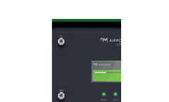 Airmodus - Model A23 - Condensation Particle Counter for Vehicle Emissions - Brochure