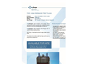 PolyEurope - High Pressure Test Plugs Datasheet