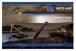 Wetland - Amphibious Excavators - Brochure
