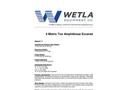 Wetland - Model 5 Metric Ton - Amphibious Excavators