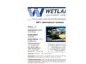 Wetland - Model WP-1 - Mini Amphibious Carrier - Specification