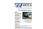 Wetland - Model WP-2 - Mini Amphibious Carrier - Specification