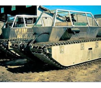 Wetland - Model WP-1 - Mini Amphibious Carrier