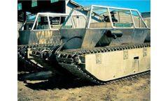 Wetland - Model WP-2 - Mini Amphibious Carrier