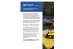 Ceepulse - Generation Black Box Hydrographic Survey Single Beam Echo Sounder Brochure