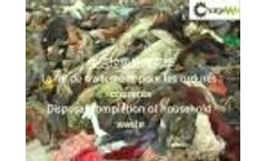 Gasification Raw Material- Living Garbage Video