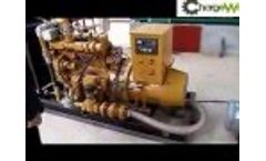 Started Gasification Equipment Video