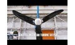 SCHOTTEL Instream Turbines Video