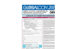 Globalcon 2015 Exhibit Space Reservation Form