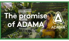 The promise of ADAMA - Video