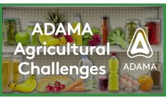 ADAMA Agricultural Challenges- Video