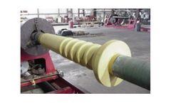 Splashtron - Complete Pipeline Protection in J-Tube