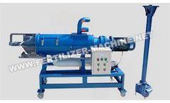 Allance - Screw Extrusion Dehydrator