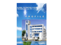 Global Filtration Clean Technology India Pvt. Ltd. Company Profile Brochure