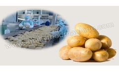 Amisy - Frozen French Fries Production Line for Sale