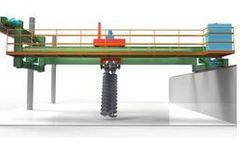 Fan-Way - Model FY-SLXFDJ-325 - Double Helix Compost Turner