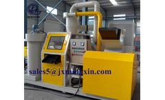 MX-400 Cable wire Recycling Plant