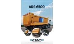 ARS 6500 Technical Specifications