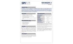 WaterSafe - Model II - 100% Solid Aromatic Polyurea Datasheet