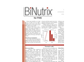 BiNutrix - Biospecific Nutrient for Fog Brochure