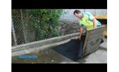 How to Install a Drain Warden in a Stormwater Drain Pit Video