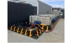 Chatoyer - Portable Containment Bunds