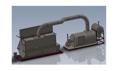 Draygon - Model LSS - Liquid Solid Separator