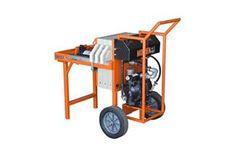 Draygon - Model Mudhen Mini - Portable Concrete Slurry Water Recycling System