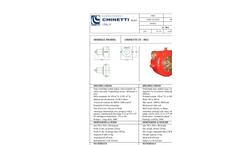 Model 2T - 3012 - Fire Pump Brochure