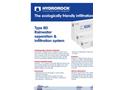 Model BD - Rainwater Separation & Infiltration System Brochure