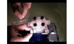 Seko tekna evo reemplazar valvulas check Video