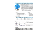 Model YS20S 1 - Electric Ball Valve Brochure