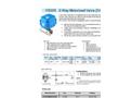 Model YS20S - Electric Ball Valve Brochure