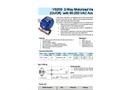 Model YS20SKT2S - Electric Ball Valve Brochure