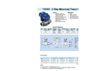 Model YS160 motorized 110 VAC - Extra Strong Electric Ball Valve- Brochure