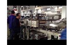 PET Infrared Dryer Video