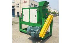 Lianda - Model LDB - Horizontal Dewatering Machine