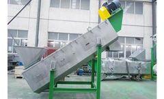 Lianda - Model LD - High Speed Friction Washer