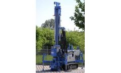 Geomash - Drilling rigs of the KB series