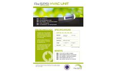 ReSPR HVAC Units Brochure