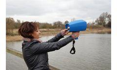 WISP-3 - Surface water quality Handheld instrument