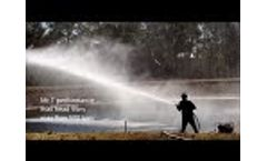 Aussie Mr T Twin in Action  - Video