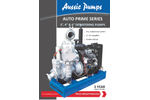 Aussie - Model AP - Auto-Prime Pump - Brochure