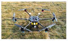 Model JT6L-606 - 6L Agriculture Sprayer Drone