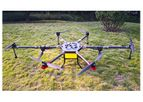 Model JT15L-608 Pro - 15L Agriculture Spraying Drone