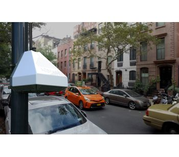 Air quality monitoring solutions for smart cities sector - Air and Climate - Air Monitoring and Testing
