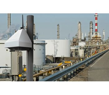 Air quality monitoring solutions for oil and gas facilities industry - Oil, Gas & Refineries