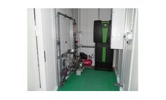 Chlorine Dioxide Dosing Stations