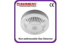 Numens - Model 400-001 - non-addressable carbon monoxide (CO) Gas Alarms